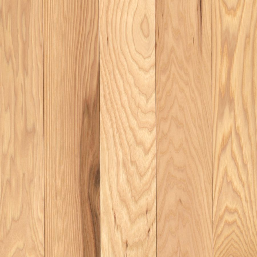 allen + roth 2.25-in Country Natural Hickory Hardwood Flooring (18.25-sq ft)