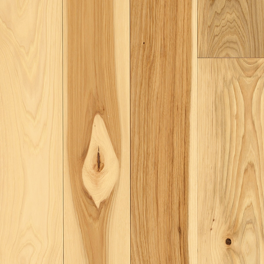 American Era 5-in Country Natural Hickory Hardwood Flooring (19-sq ft) Product Photo
