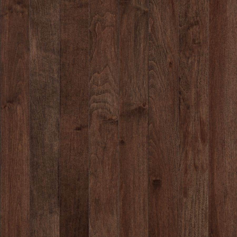 Pergo Maple Hardwood Flooring Sample (French Press Maple)