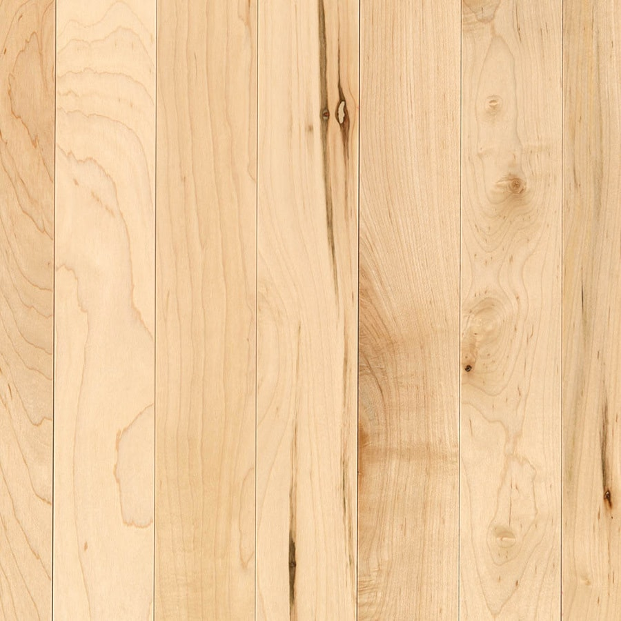 allen + roth Maple Hardwood Flooring Sample (Country Natural Maple)