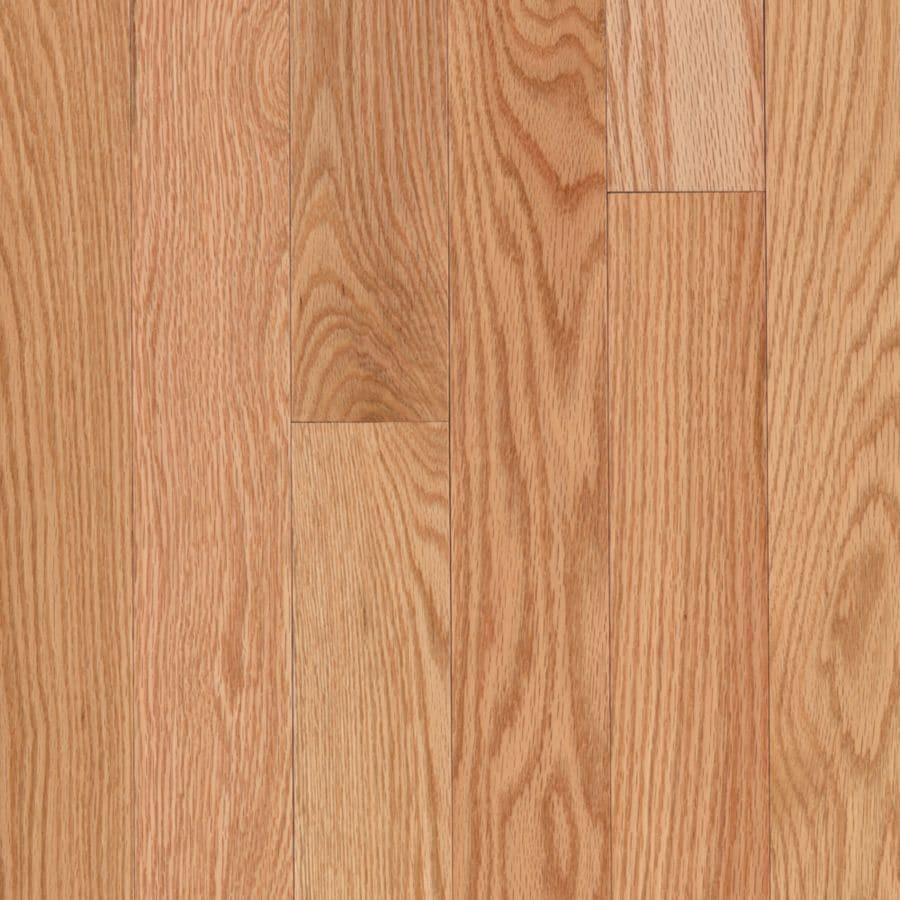 Pergo Oak Hardwood Flooring Sample (Natural Oak)