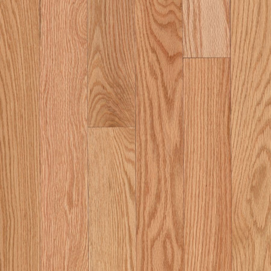 Pergo Oak Hardwood Flooring Sample (Natural Oak)