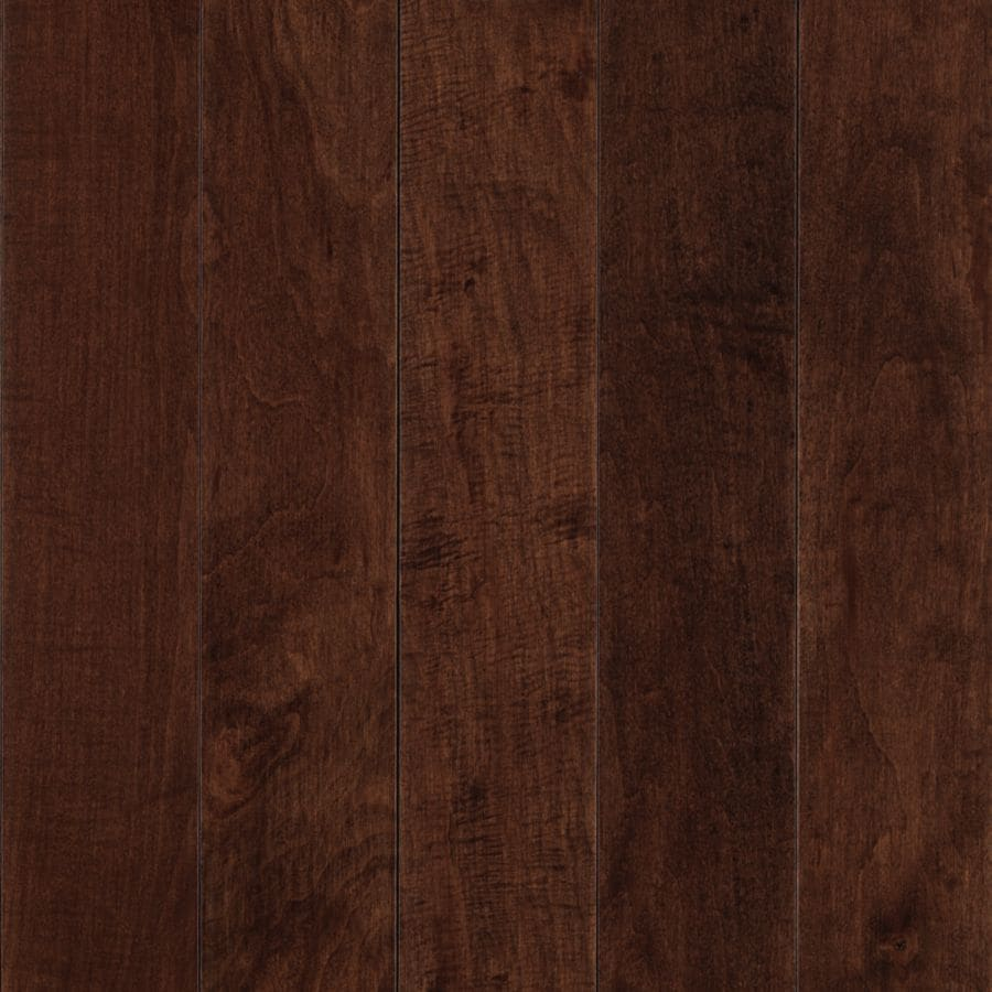 allen + roth 3.25-in W Prefinished Maple Hardwood Flooring (Cocoa)