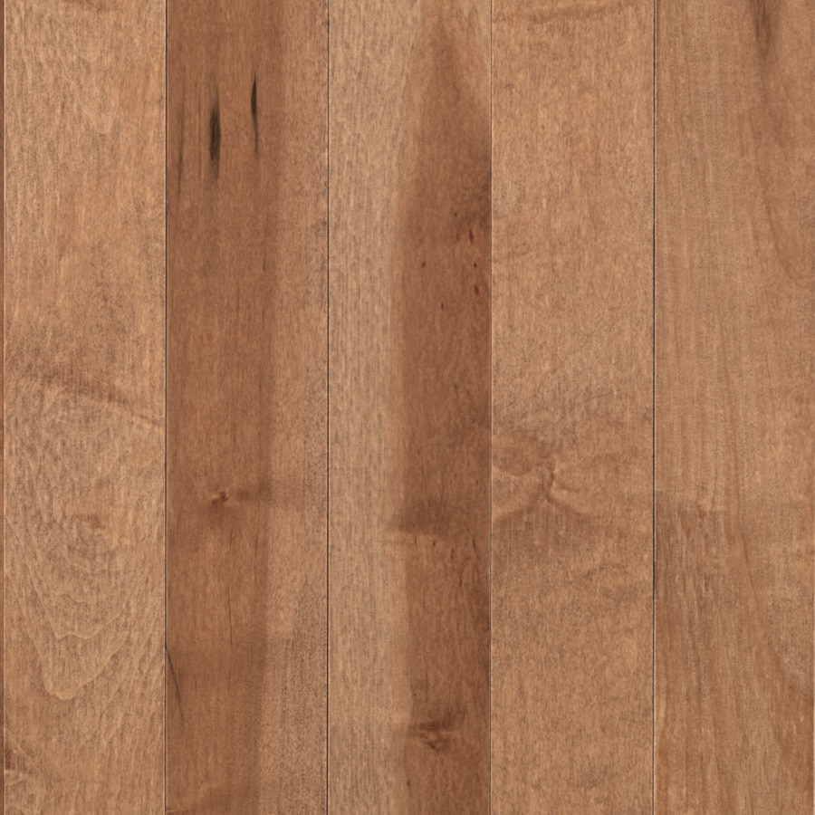 allen + roth 5-in W Prefinished Maple Hardwood Flooring (Vanilla)