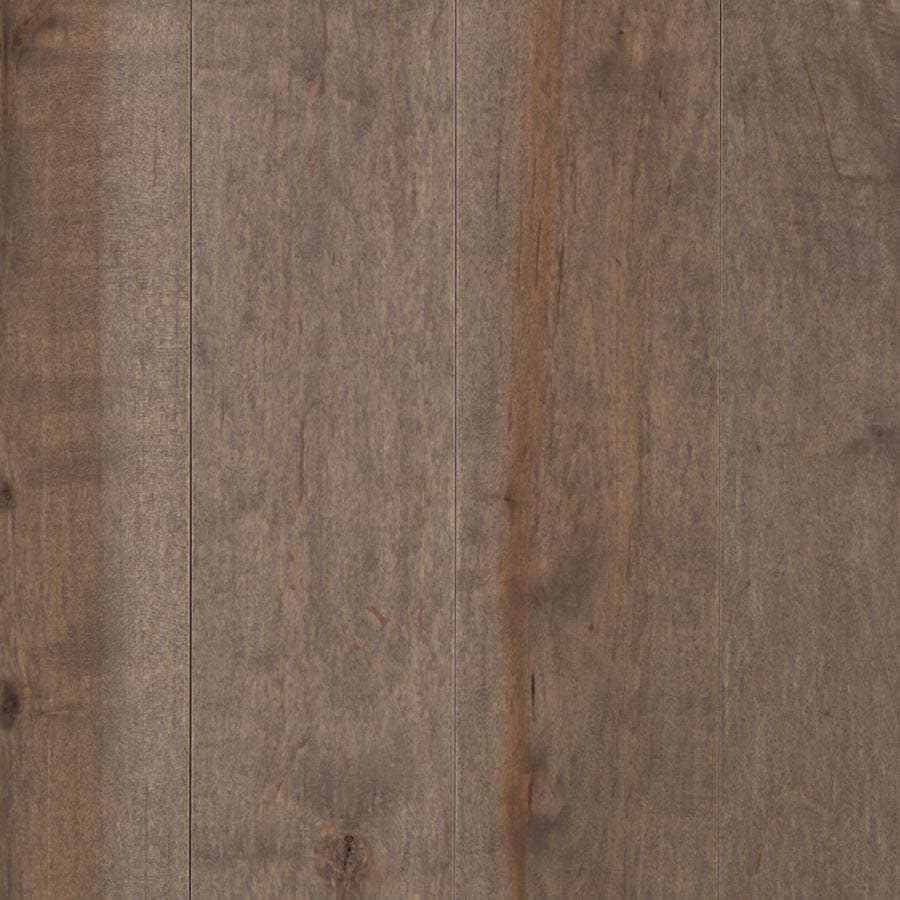 allen + roth 5-in W Prefinished Maple Hardwood Flooring (Pewter)