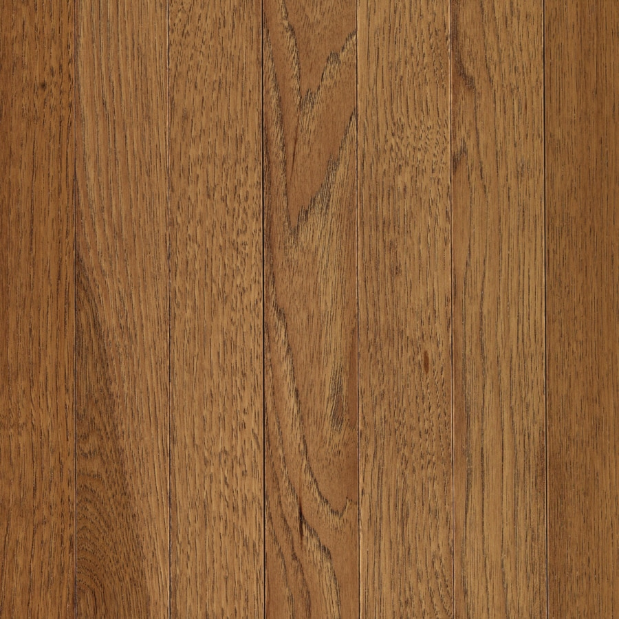 Mohawk Anniston 3-in Suede Hickory Hardwood Flooring (17.6-sq ft)