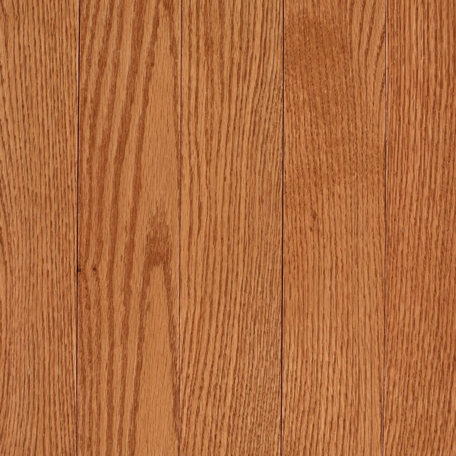 Shop mohawk belleville 3 in butterscotch oak hardwood for Mohawk hardwood flooring