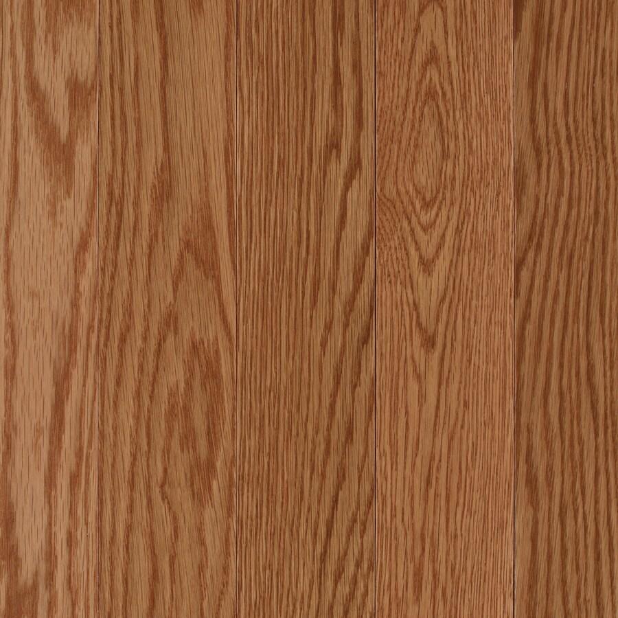Mohawk Belleville 3-in Golden Oak Hardwood Flooring (17.6-sq ft)