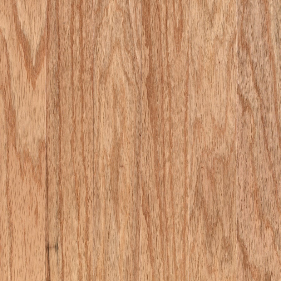 Shop mohawk thurston 3 in natural oak hardwood flooring for Natural oak wood flooring