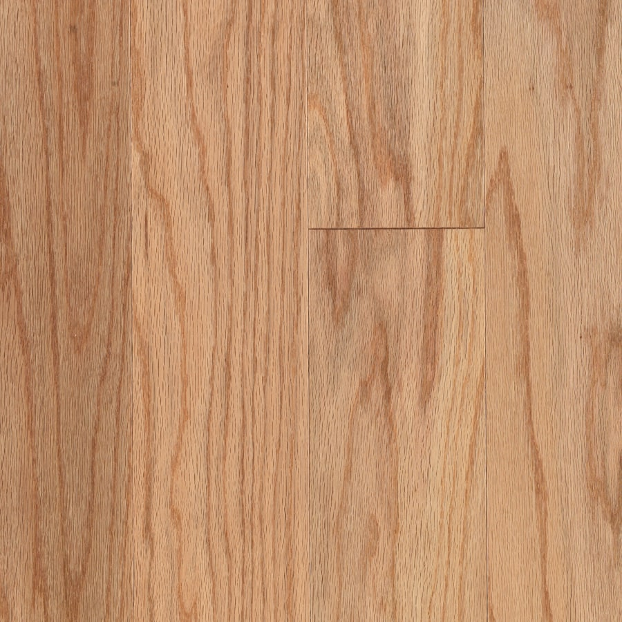 Shop mohawk thurston 5 in natural oak hardwood flooring for Natural oak wood flooring