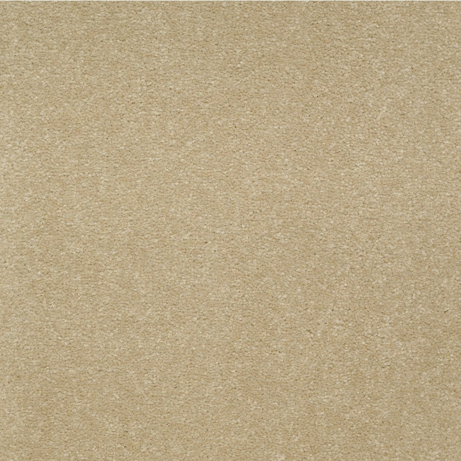 Lyra III Mission Beige Textured Indoor Carpet