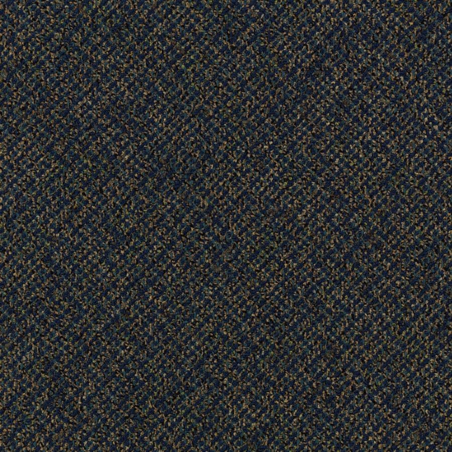 Mohawk 18-Pack 24-in x 24-in Newton Textured Glue-Down Carpet Tile