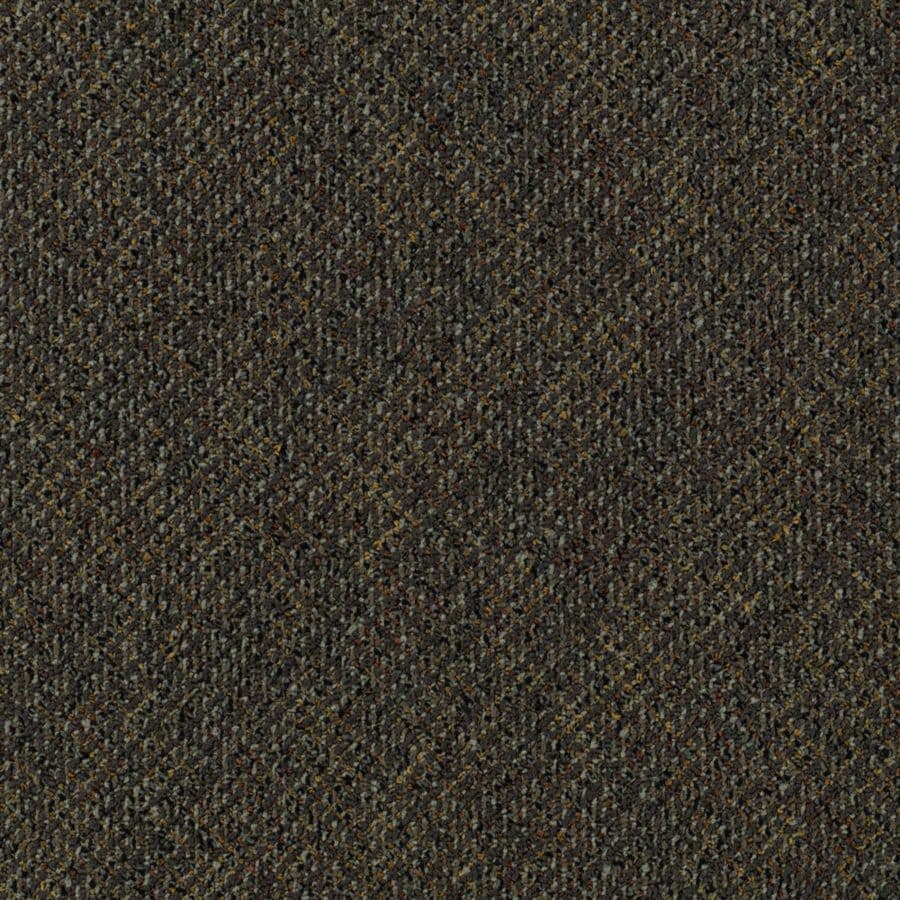 Mohawk 18-Pack 24-in x 24-in Dante Textured Glue-Down Carpet Tile