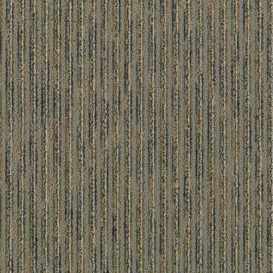 Mohawk 18-Pack 24-in x 24-in Goethe Textured Glue-Down Carpet Tile