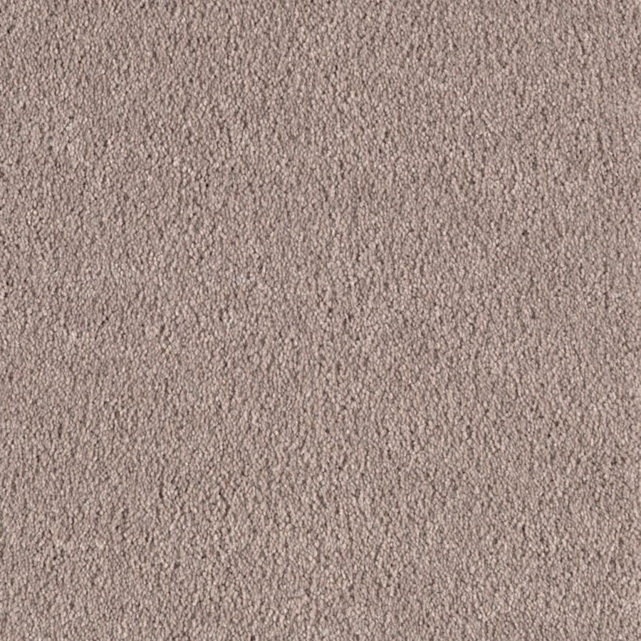 Mohawk Essentials Cherish Mellow Taupe Textured Indoor Carpet