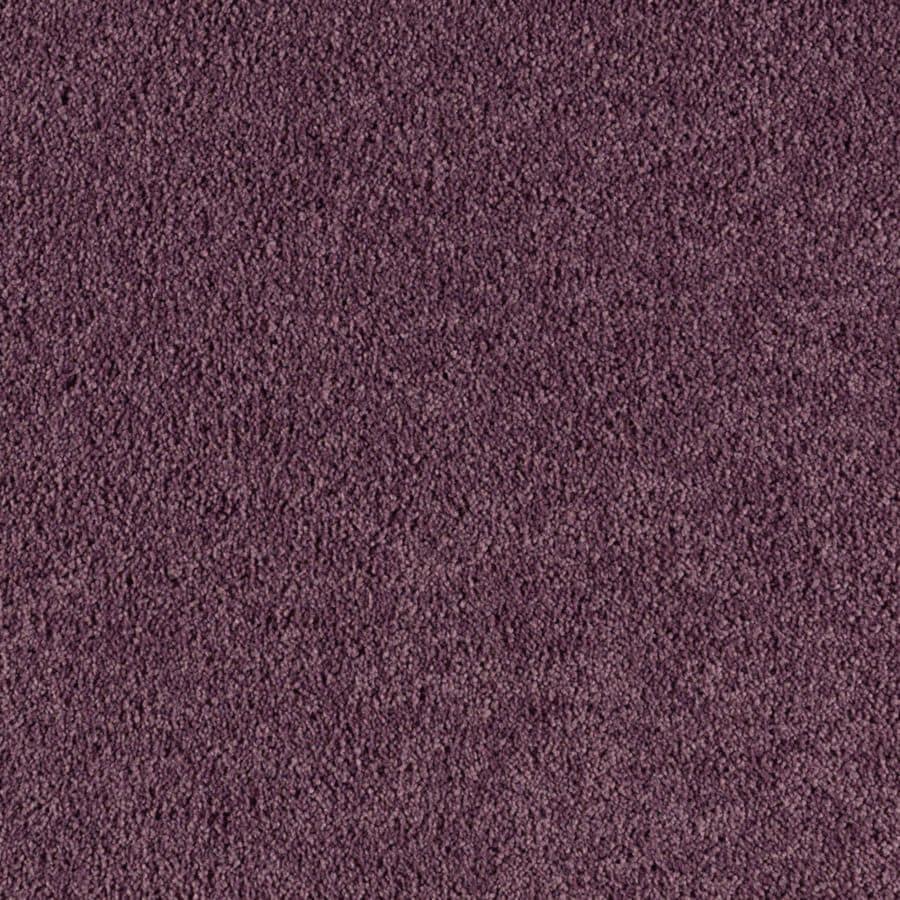 Mohawk STAINMASTER Essentials Gallery Grape Jam Textured Indoor Carpet
