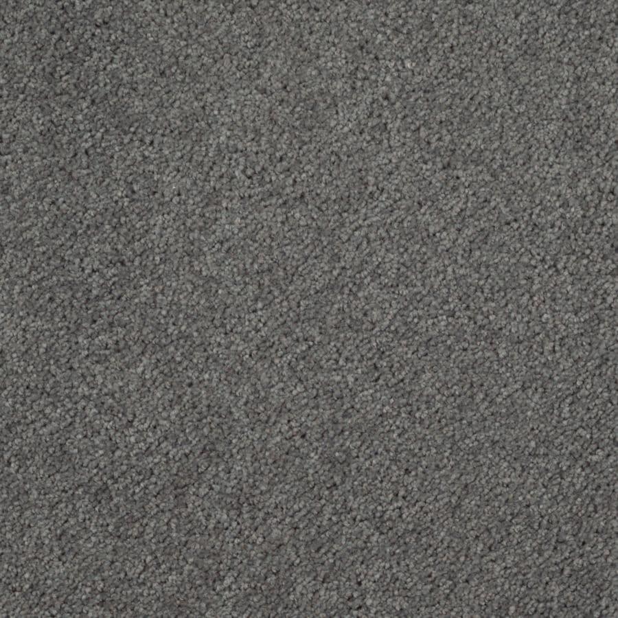 Mohawk Essentials Cherish Pewter Grey Textured Indoor Carpet