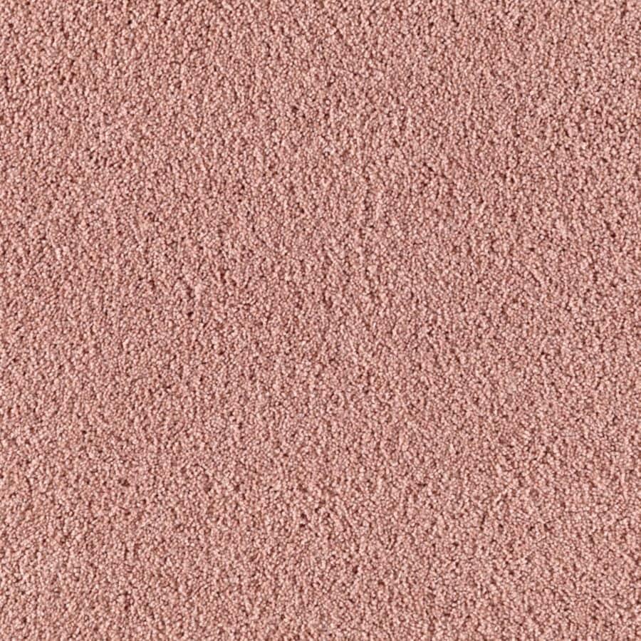 Mohawk Essentials Sea Bright Rose Chiffon Textured Indoor Carpet
