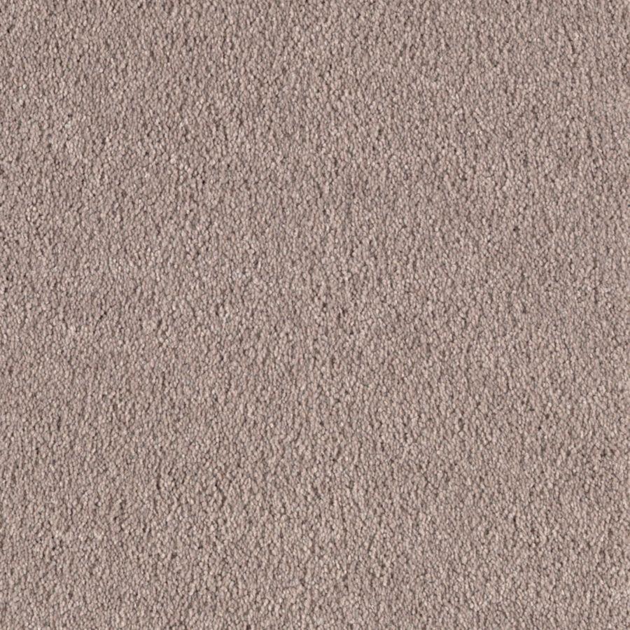 Mohawk Essentials Sea Bright Mellow Taupe Textured Indoor Carpet