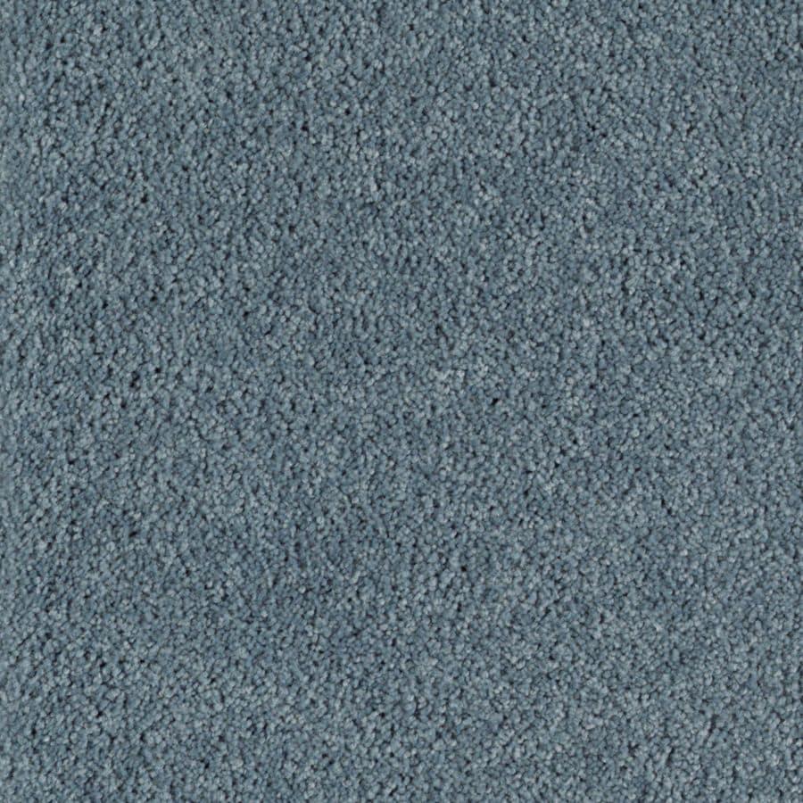 Mohawk Essentials Sea Bright Aqua Tone Textured Indoor Carpet