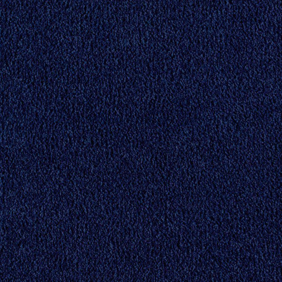 Mohawk Essentials Sea Bright Rich Denim Textured Indoor Carpet