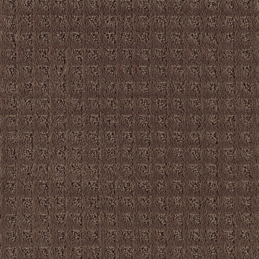 Mohawk Cornerstone Collection Brownie Textured Indoor Carpet