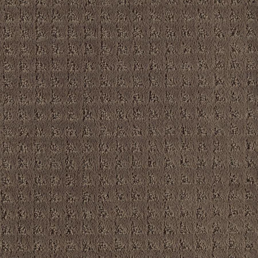 Mohawk Cornerstone Collection Raisin Textured Indoor Carpet