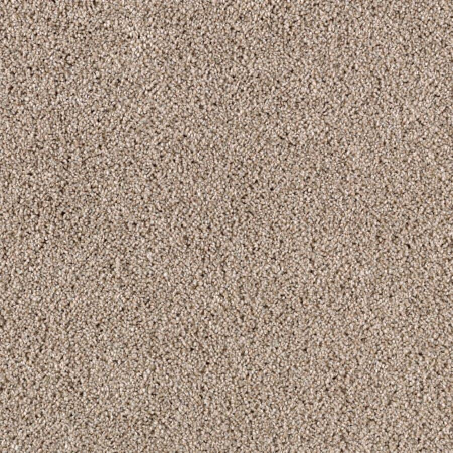 Mohawk Cornerstone Collection Mineral Beige Textured Indoor Carpet