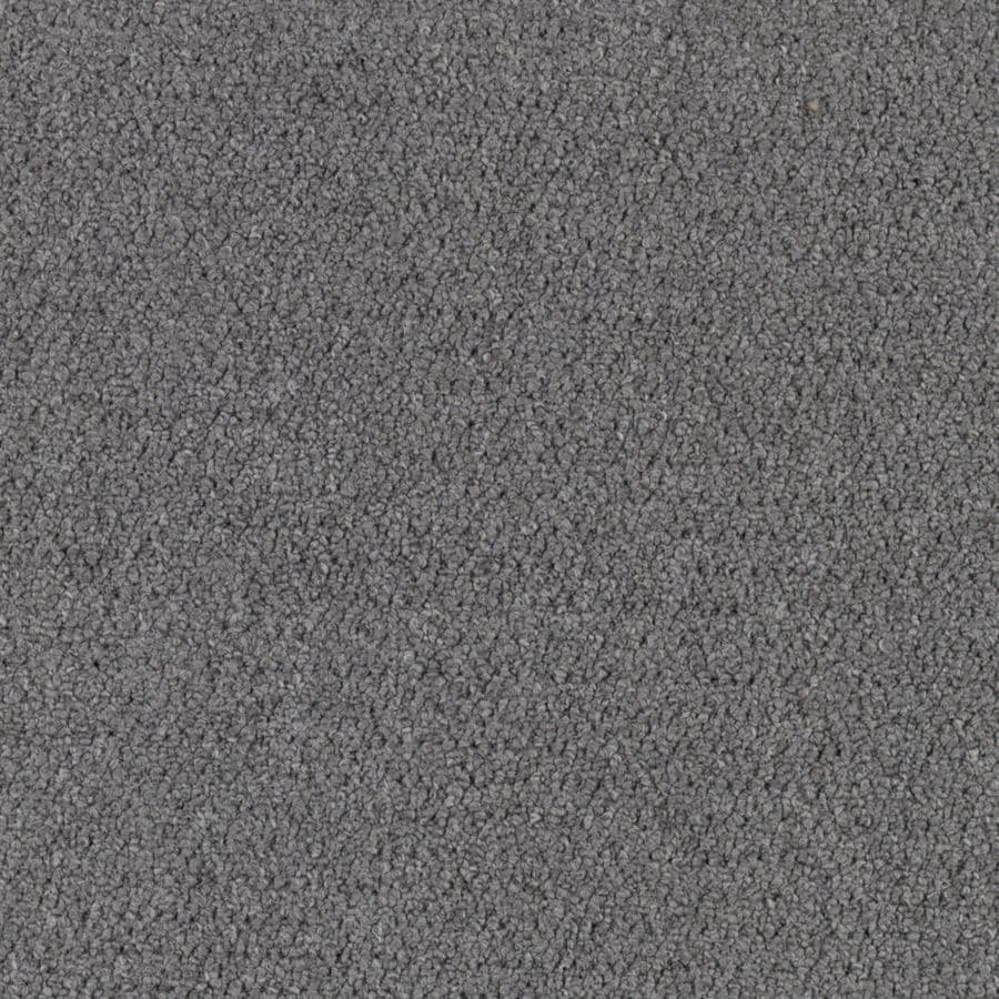 Mohawk Interpret Coal Textured Indoor Carpet