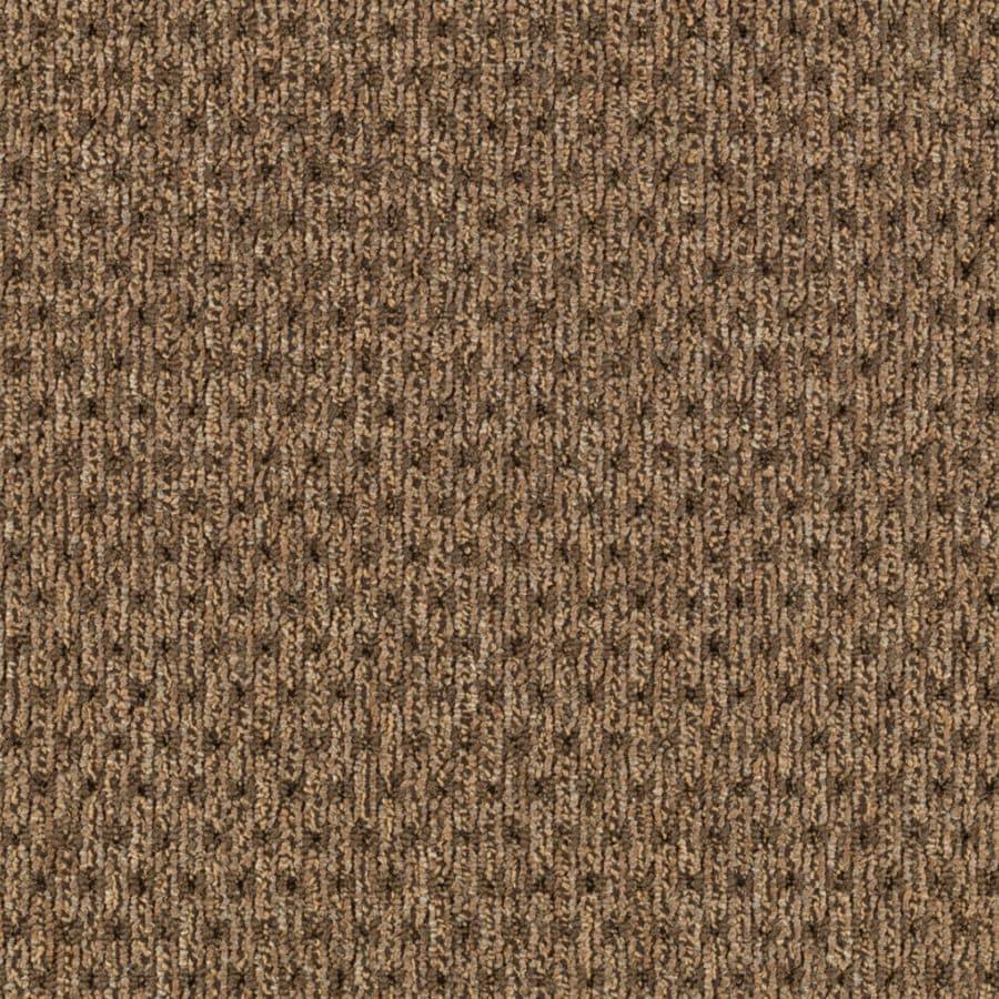Mohawk Interpret Butternut Textured Indoor Carpet