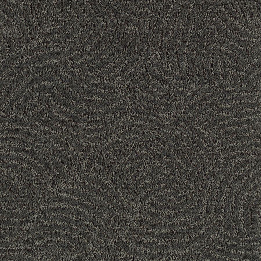 Mohawk Essentials Fashionboro Dark Shadows Cut and Loop Indoor Carpet