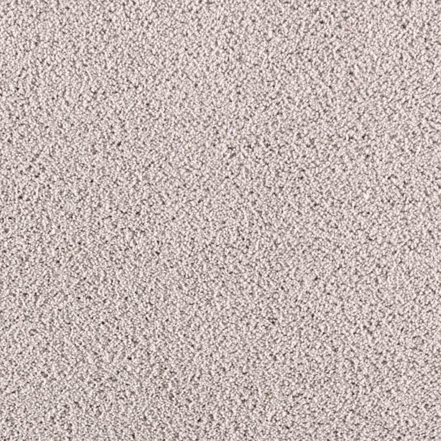 Mohawk Essentials Renewed Touch I Silver Bullions Textured Indoor Carpet