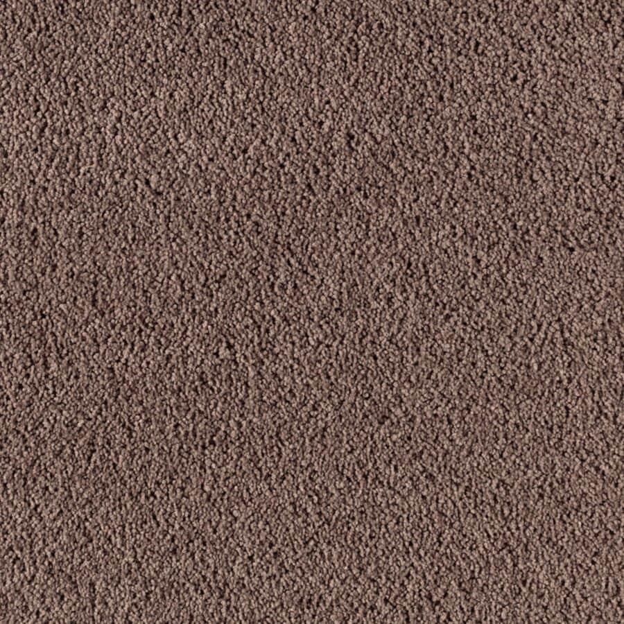 Mohawk Essentials Renewed Touch II Brownstone Textured Indoor Carpet