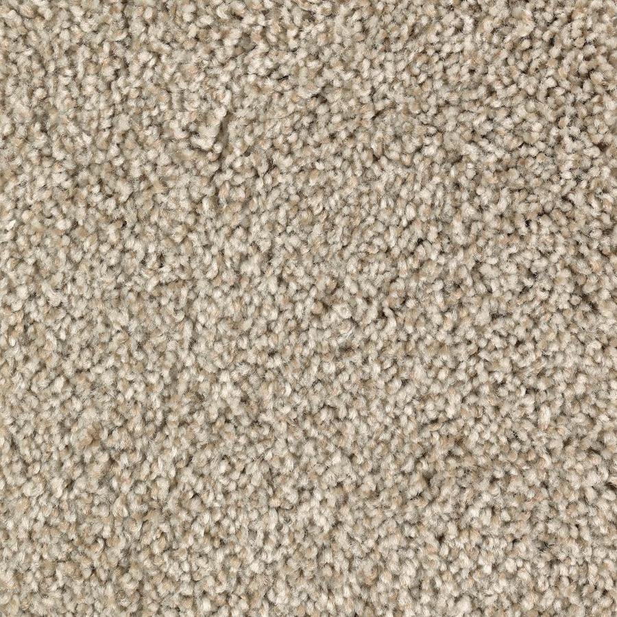 Mohawk Essentials Tonal Design Tawny Tan Textured Indoor Carpet