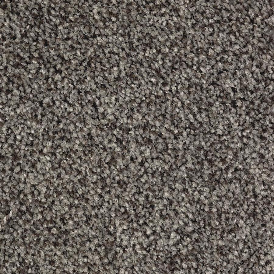 Mohawk Essentials Tonal Look Walnut Shell Textured Indoor Carpet