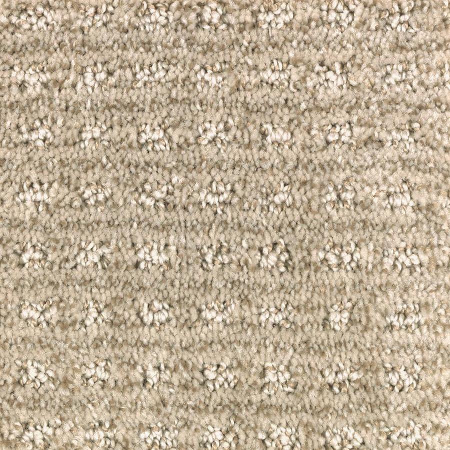 Mohawk Essentials Fashion Lane Tawny Tan Pattern Indoor Carpet