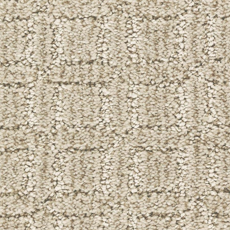 Mohawk Essentials Fashion Walk Cream Soda Pattern Indoor Carpet