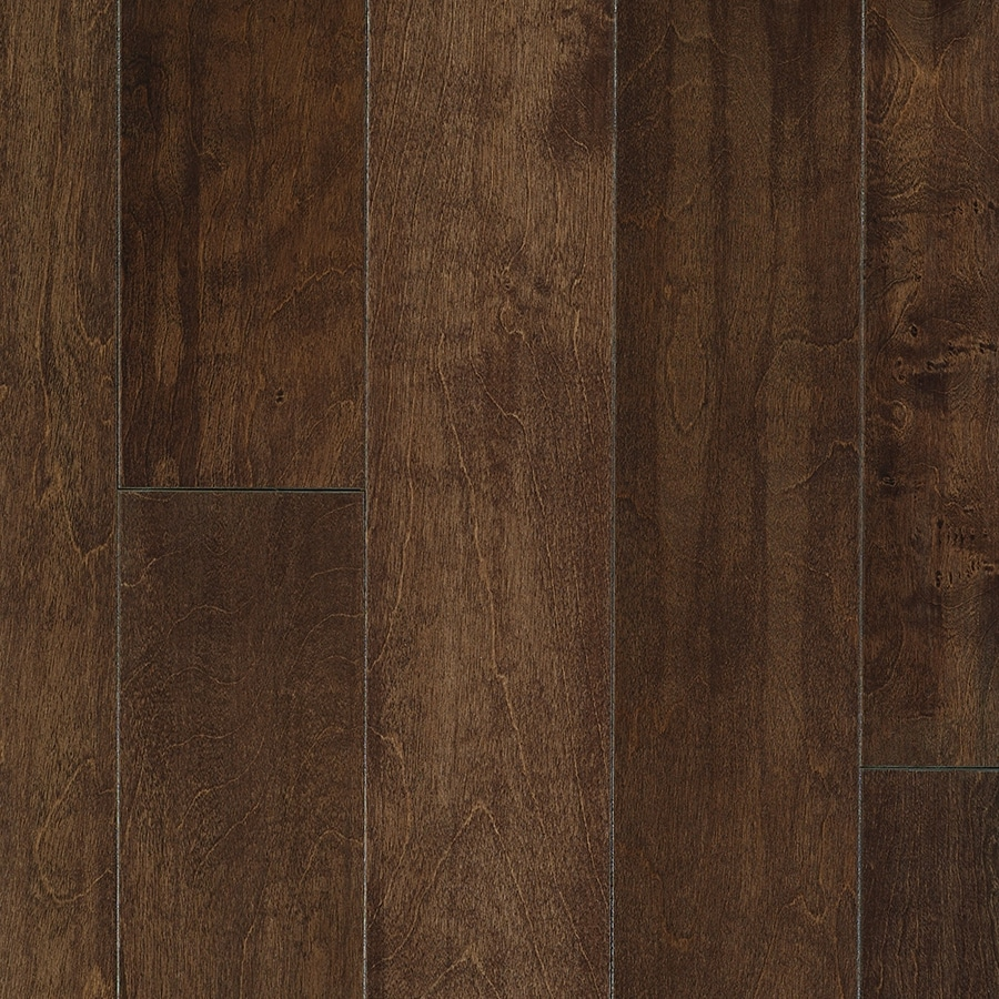 Style Selections 5.36-in Rustic Birch Hardwood Flooring (23.25-sq ft)
