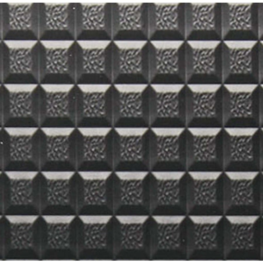 SpectraTile 10-Pack Black Patterned 15/16-in Drop Ceiling Tiles (Common: 48-in x 24-in; Actual: 47.75-in x 23.75-in)
