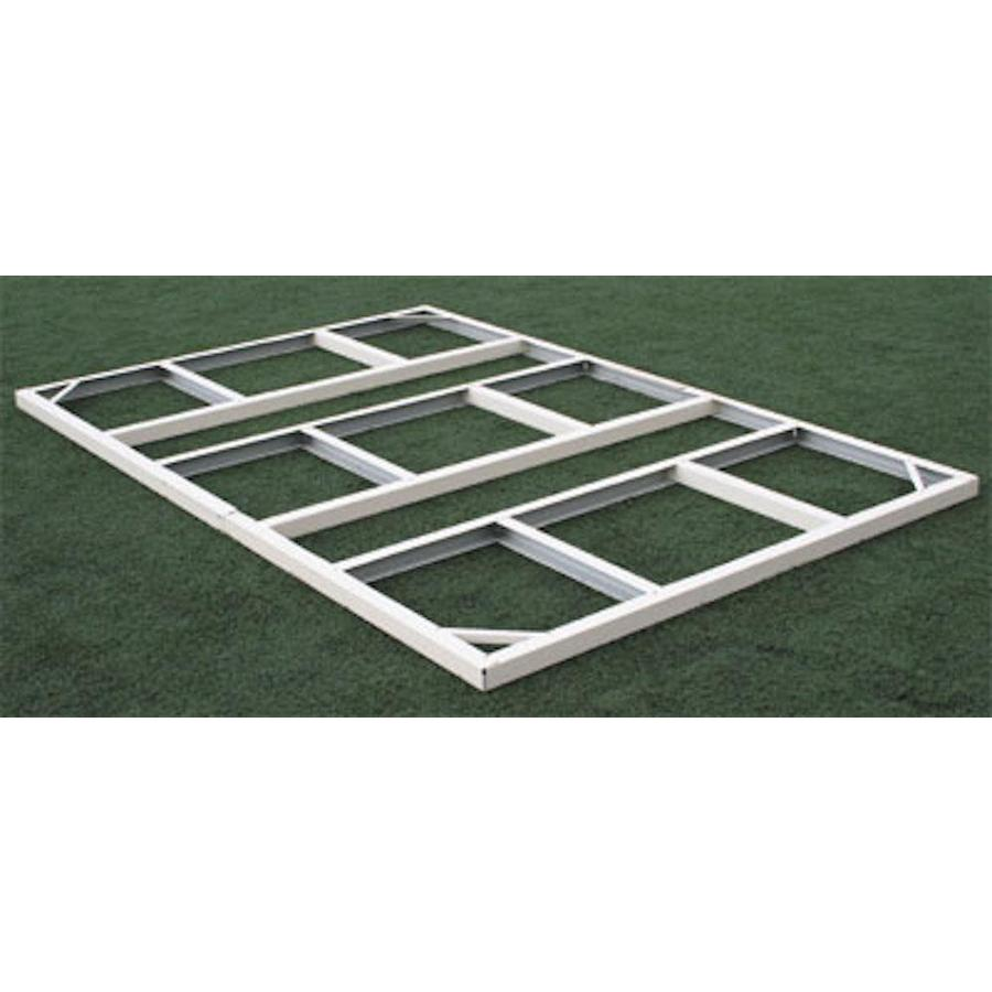 Shop duramax building products 10 ft x 8 ftmetal storage for 10 x 8 metal shed with floor