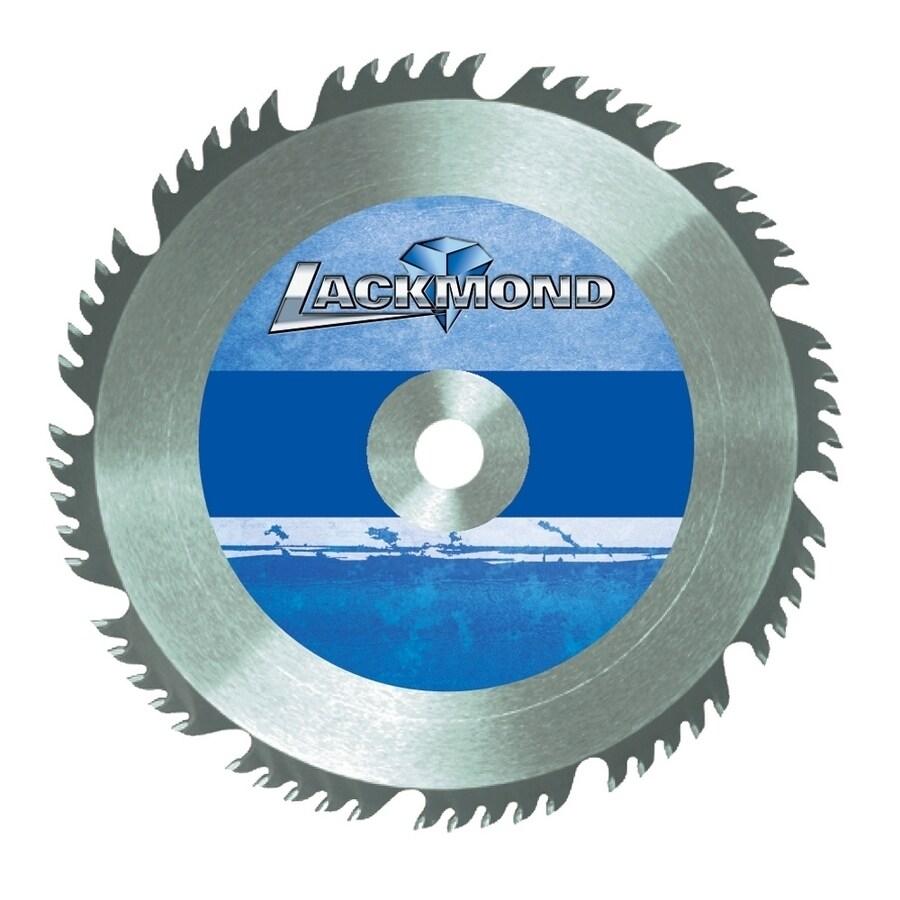 Lackmond 10-in 60-Tooth Segmented Carbide Circular Saw Blade