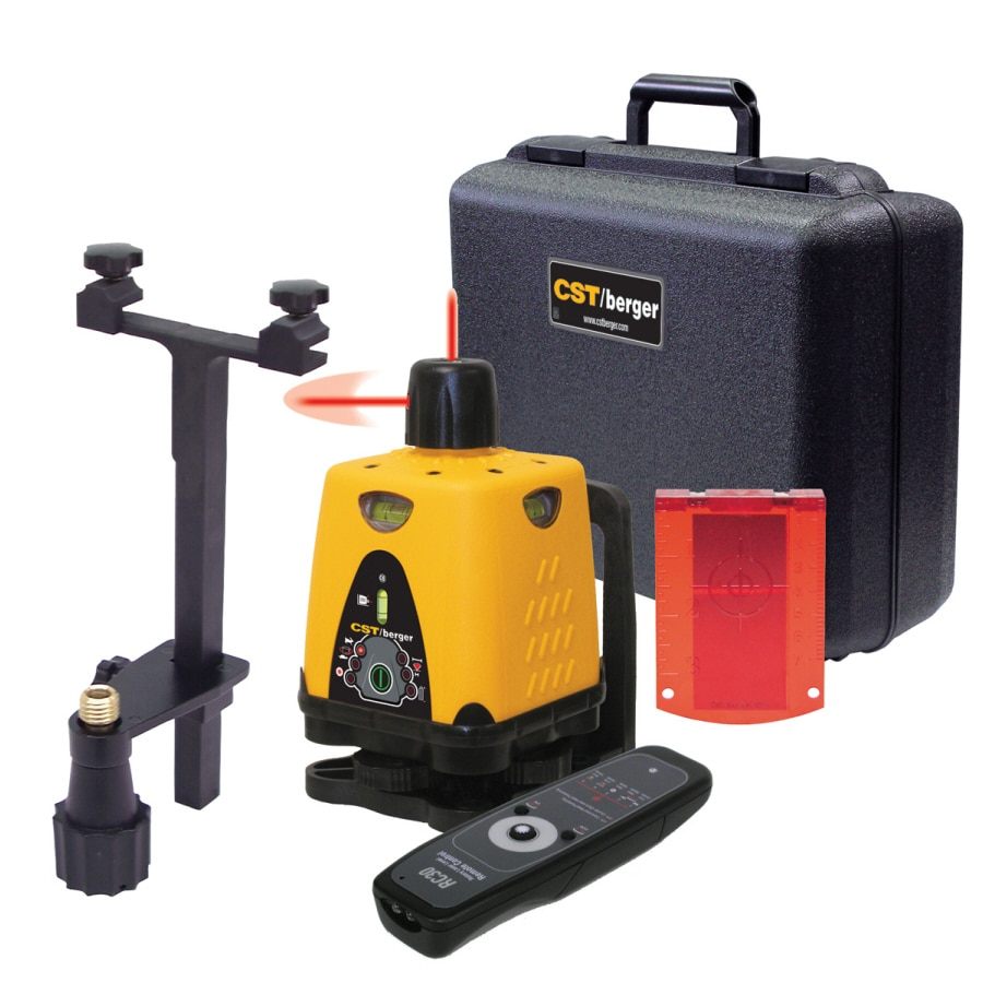 CST/Berger 200-ft Beam Rotary Laser Level