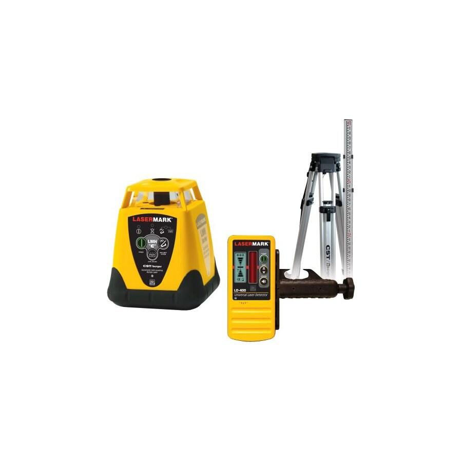 CST/Berger 2000-ft Beam Self-Leveling Rotary Lasar Level