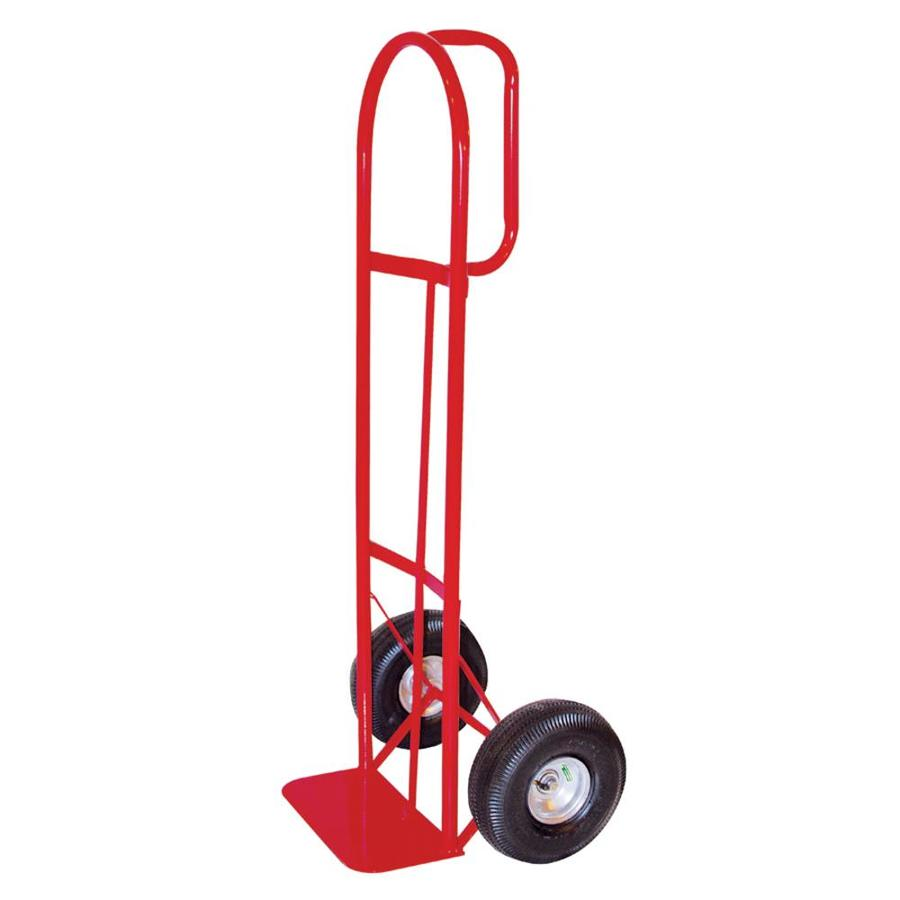 Shop Milwaukee Steel Heavy Duty Hand Truck At Lowes Com
