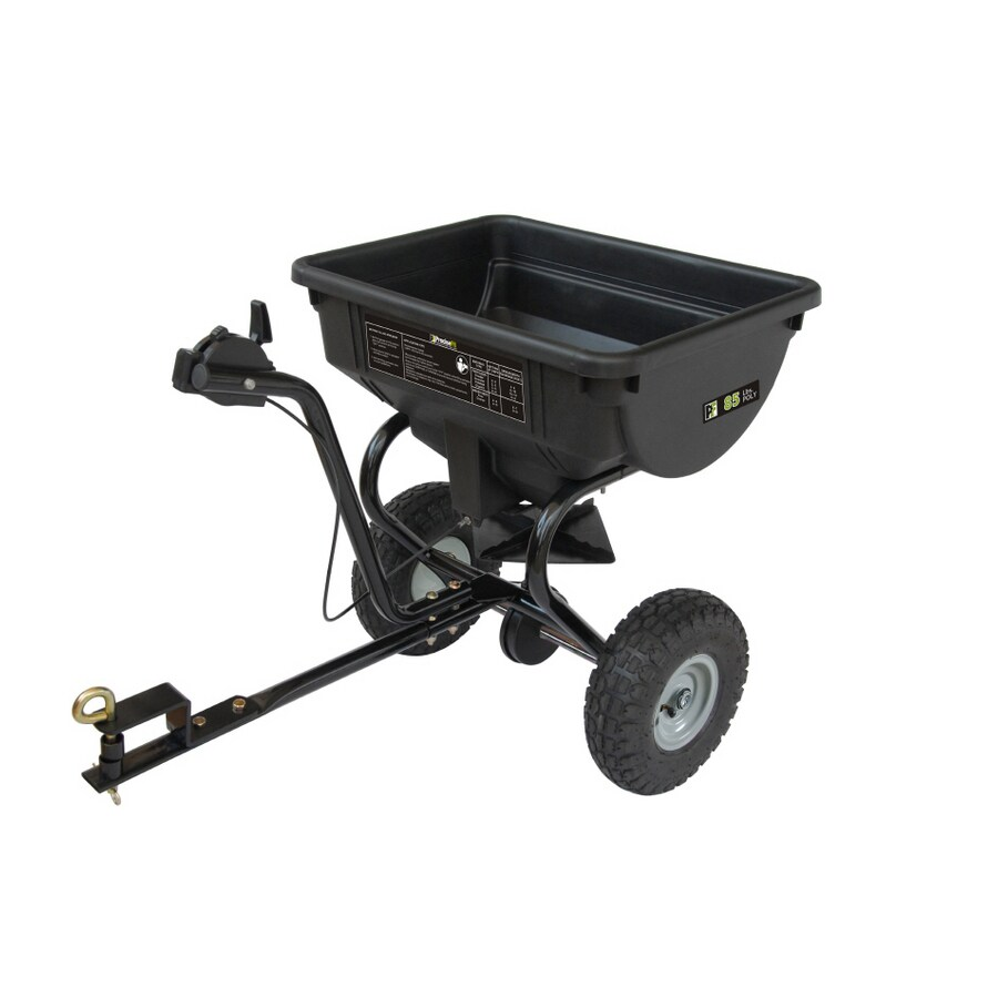 Precise Fit 85 lb. Tow-Behind Broadcast Spreader