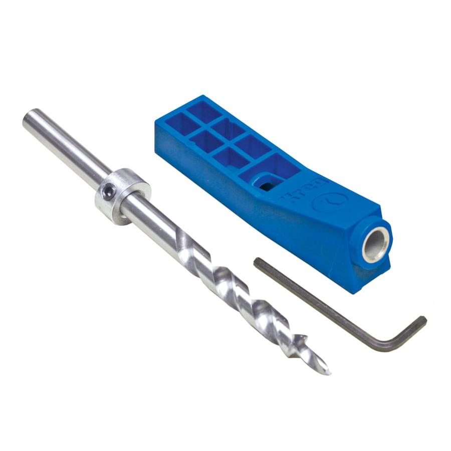 Kreg Mini Kreg Jig Pocket Hole Kit