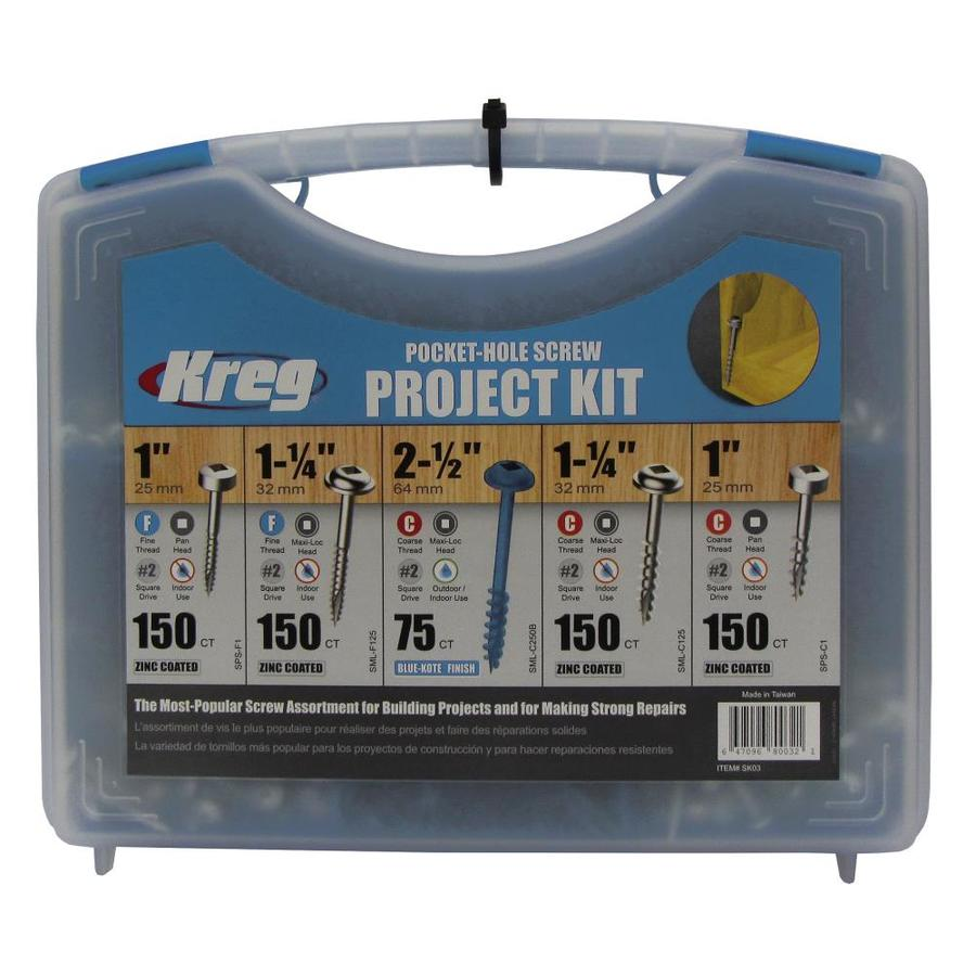 Kreg Screw Kit