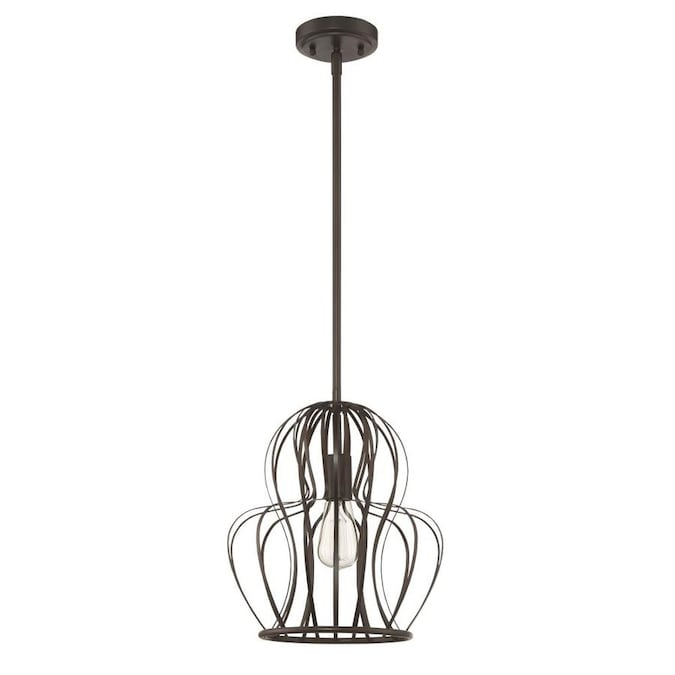 Craftmade Aged Bronze Brushed Transitional Pendant Light