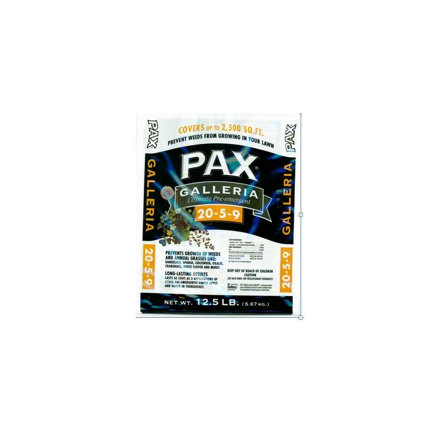 Pax Galleria Lawn Fertilizer