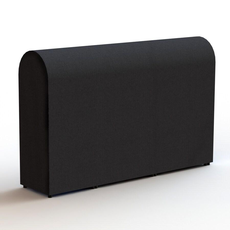 Bonfire Gear 62-in L x 22-in W x 36-in H Plastic Firewood Cover